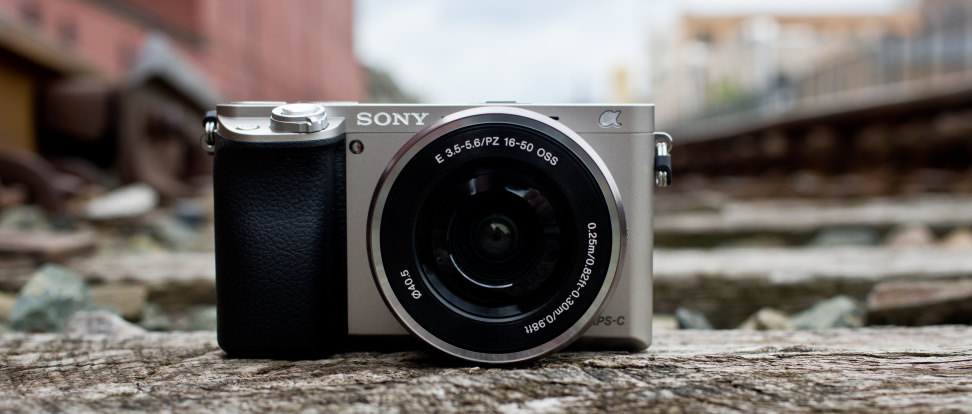 Product Image - Sony Alpha A6000