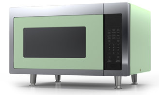 Product Image - Big Chill Retro Microwave