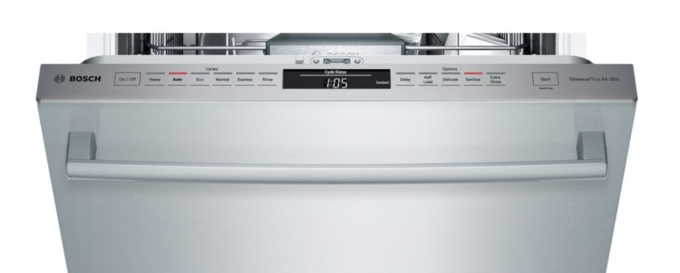 bosch 800 series dishwasher review dishwashers. Black Bedroom Furniture Sets. Home Design Ideas