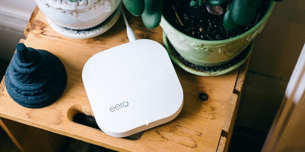 Mesh WiFi Winner Eero