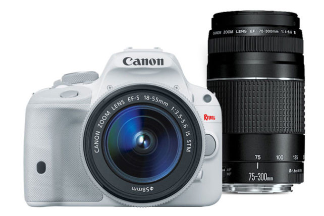 Canon SL1 bundle sale