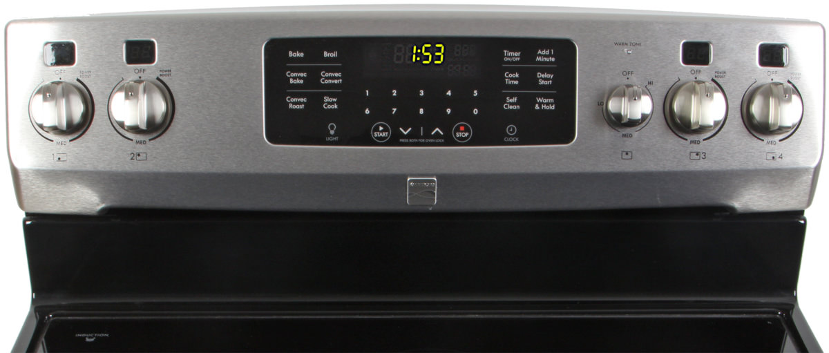 Kenmore 95103 Freestanding Induction Range Review