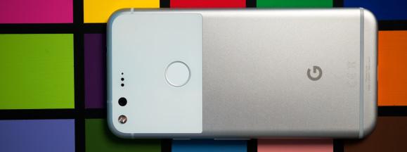 Google pixel hero
