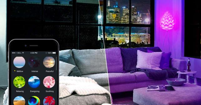 LIFX Wi-Fi Smart LED Light Bulb