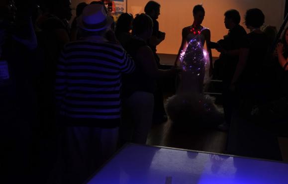 Biometric Bride approaches