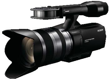 Product Image - Sony NEX-VG10