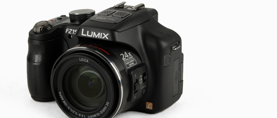 Product Image - Panasonic Lumix FZ150