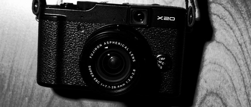 Product Image - Fujifilm X20
