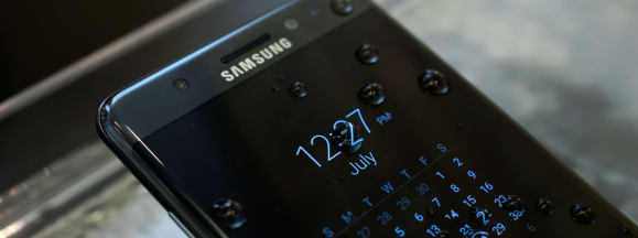Samsung galaxy note 7 hero