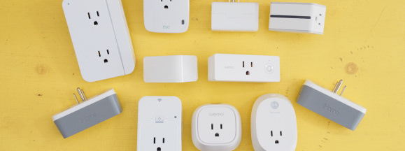 Smart plug group shot