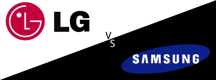 Image result for samsung and lg