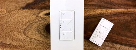 Lutron caseta wireless dimmer