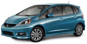 Product Image - 2012 Honda Fit Sport