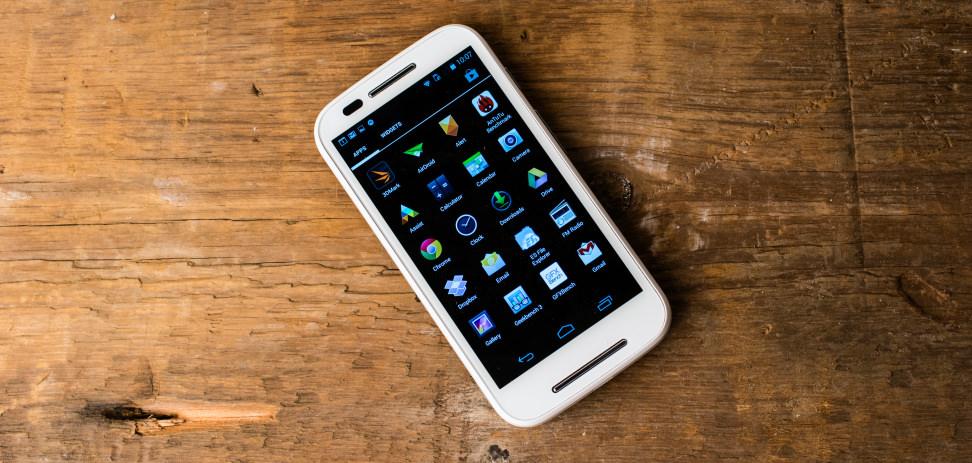 Product Image - Motorola Moto E