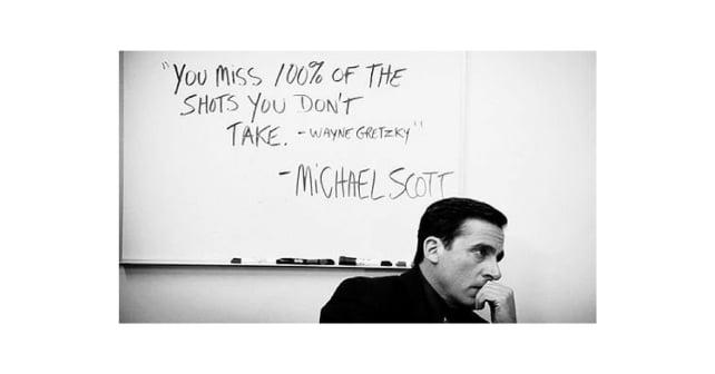 Michael Scott Poster