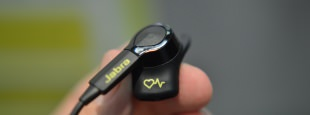 Jabra sport wireless heartrate bud