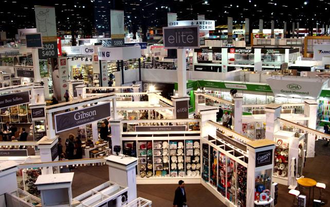 2017 International Home and Housewares Show Floor