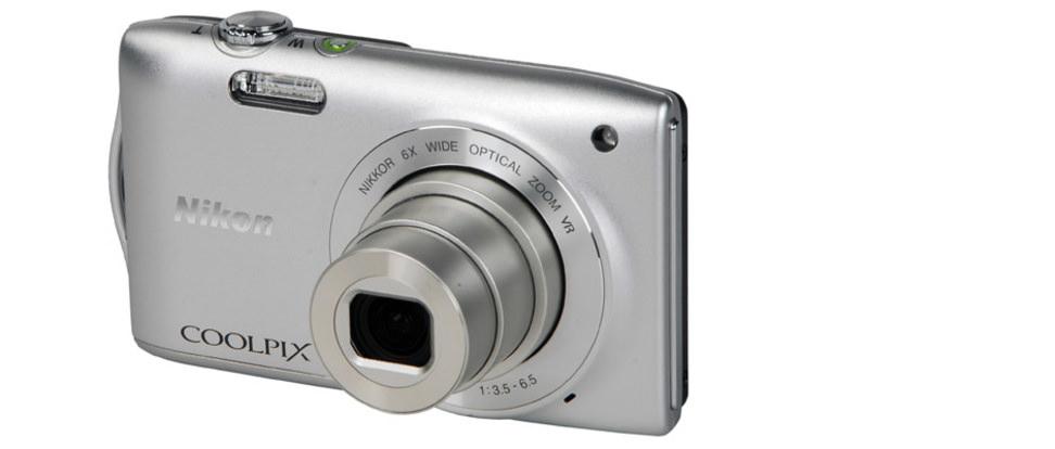 Product Image - Nikon  Coolpix S3300