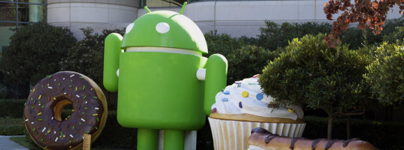 Android mascots hero flickr niallkennedy