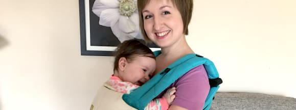 Reviewed the best baby carriers hero