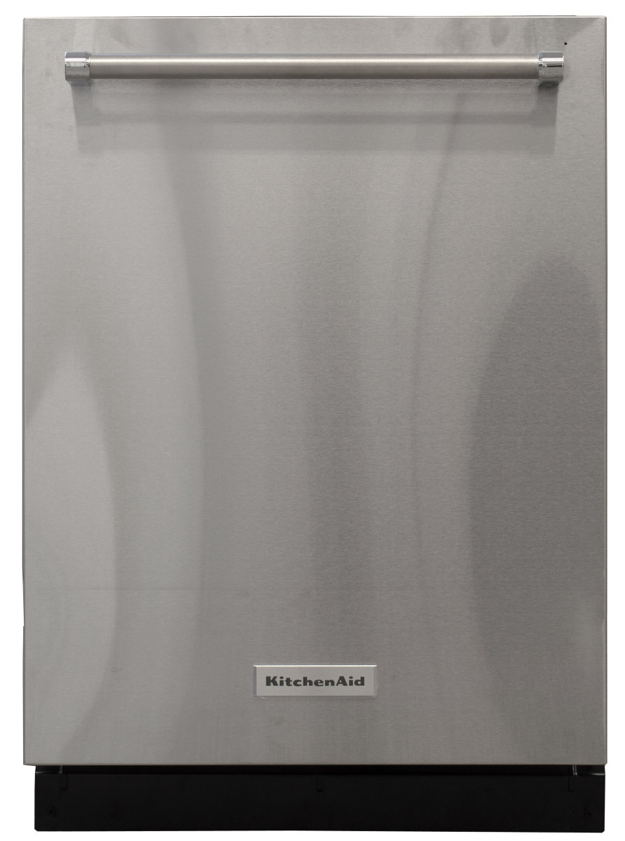 KitchenAid KDTM404ESS Dishwasher Review - Reviewed.com Dishwashers