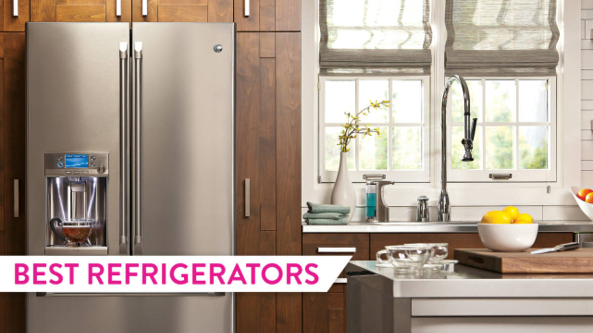 Refrigerators Reviews, Ratings and Buying Guides - Reviewed.com ...