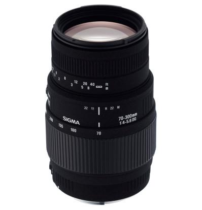 Product Image - Sigma 70-300mm f/4-5.6 DG Macro