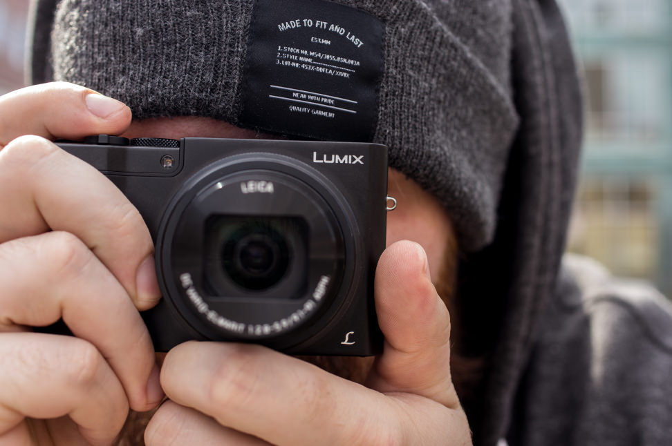 Panasonic Lumix ZS100 Shooting