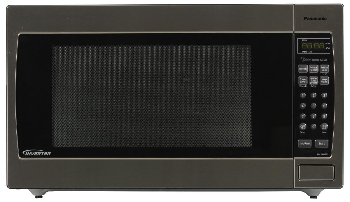 The Panasonic Nn Sn973s Countertop Microwave