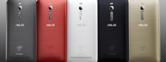 Asus zenfone 2 colors hero