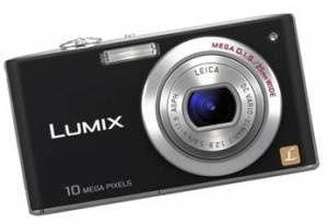 Product Image - Panasonic Lumix DMC-FX35