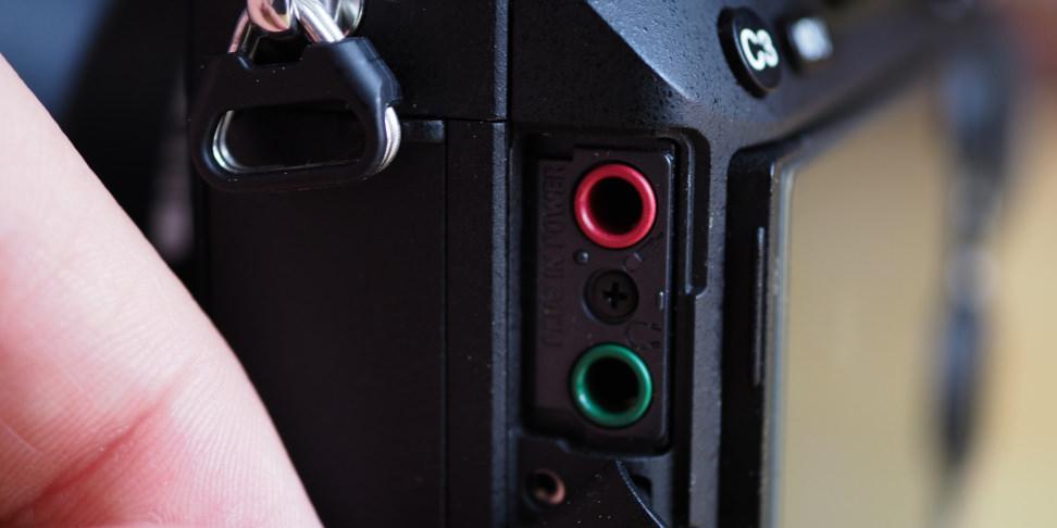 Sony A9 Audio