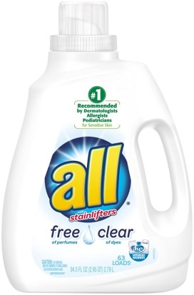 Product Image - All Free & Clear