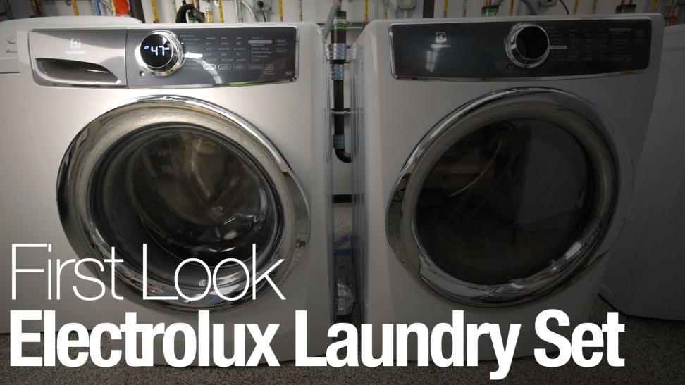 Electrolux Efls617siw Front Load Lux Care Washing Machine