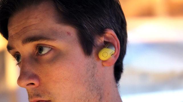 Sony WF-SP700N True Wireless Earbuds