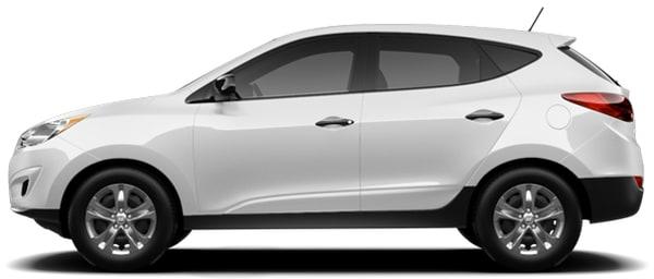 Product Image - 2013 Hyundai Tucson GL