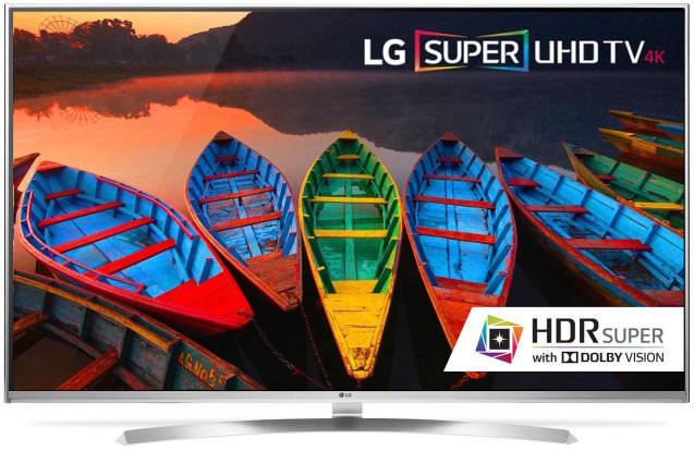 Product Image - LG 75UH8500
