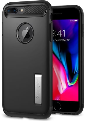 Product Image - Spigen Slim Armor Case For iPhone 8 Plus