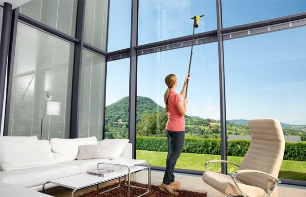 Kärcher window cleaner vacuum