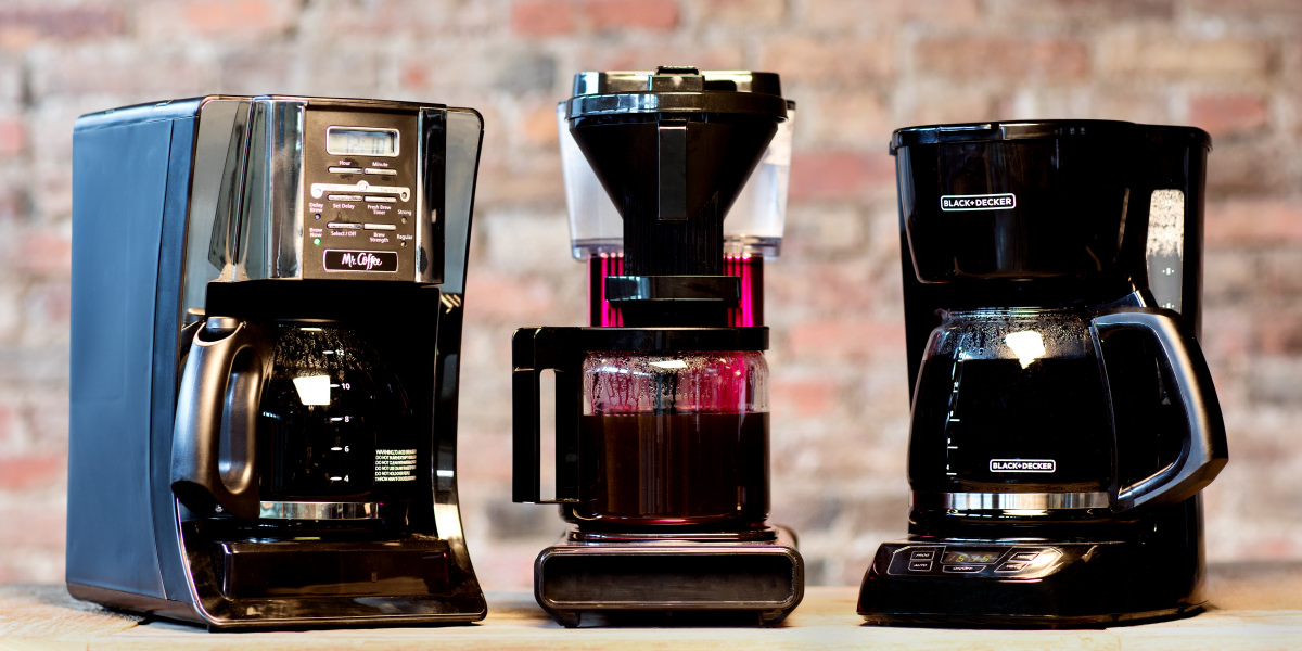The Best Drip Coffee Makers Of 2016 Reviewed Com