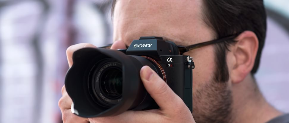 Sony a7r ii review hero