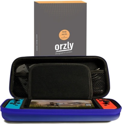Product Image - Orzly Nintendo Switch Carry Case