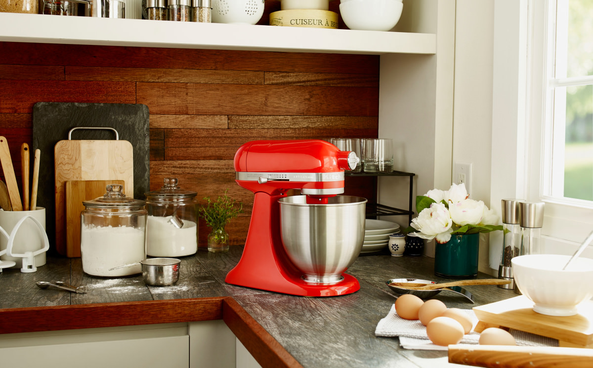 all the different types of kitchenaid stand mixers and which one
